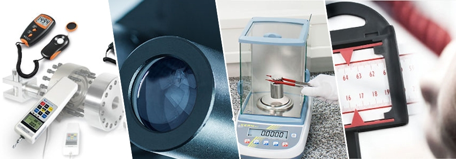 Laboratory scales and equipments